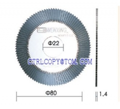 Three sided C.C cutter[For BW100-G、202A、100-H]