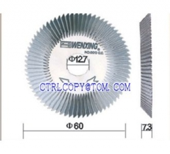 72-Tooth double sided  C.C cutter [For BW283B、100B、233、233A]