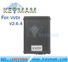 VVDI v2.5. VAG Vehicle Diagnostic Interface