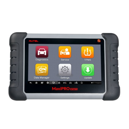 Autel MaxiPRO MP808TS Automotive Diagnosescanner mit TPMS Service-Funktion und Wireless Bluetooth (Prime Version von Maxisys MS906TS)